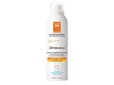 Anthelios SPF 60 Spray Sunscreen
