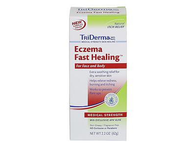 TriDerma MD Eczema Fast Healing