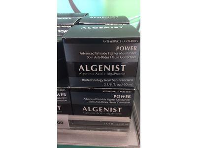 Algenist POWER Advanced Wrinkle Fighter Moisturizer, 2 fl oz