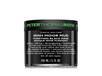 Peter Thomas Roth Irish Moor Mud - Purifying Black Mask - 5 oz