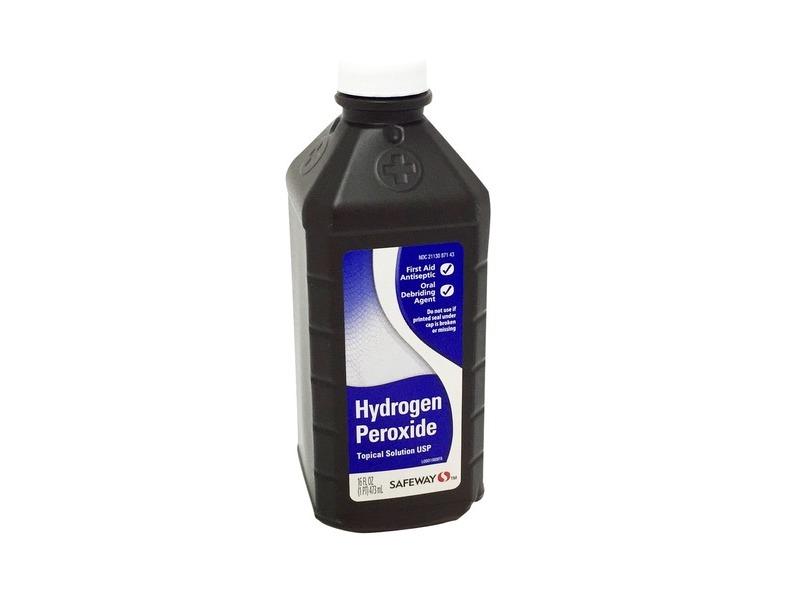 Safeway Hydrogen Peroxide