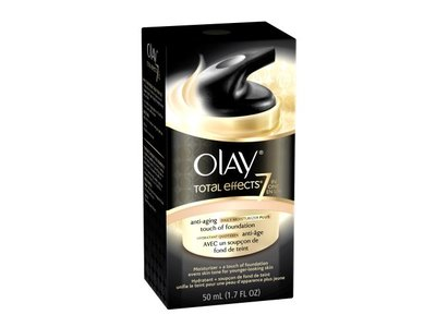 Olay Total Effects 7-in-1 Anti-Aging UV Moisturizer Plus Touch of Foundation, Procter & Gamble - Image 13