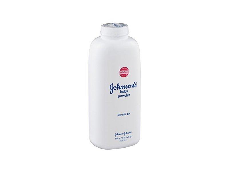 Johnson's® Baby Powder, 15 oz