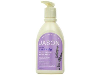 Jason Calming Lavender Body Wash, 30 fl oz