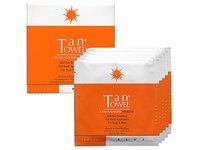 TanTowel Plus Self-Tan Towelette, Medium to Dark Skin Tones, 5 Count - Image 2
