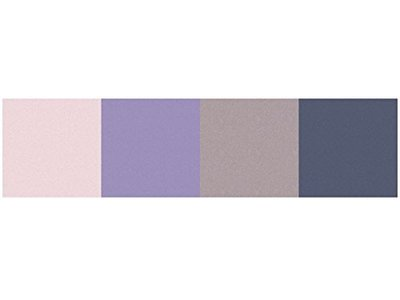 CoverGirl Eyeshadow Quads, Va Va Violets 710, 0.06 Ounce - Image 3