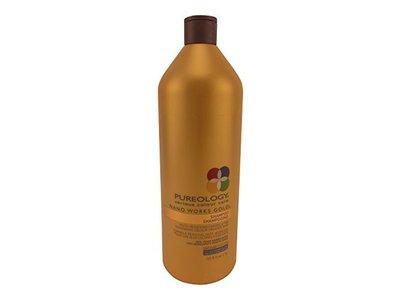 Pureology Nano Works Gold Shampoo 33.8oz liter
