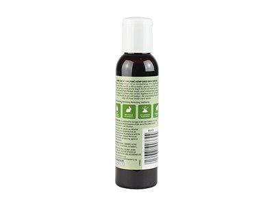 Aura Cacia Organic Hydrating Hemp Seed Skin Care Oil | 4 fl oz. - Image 5