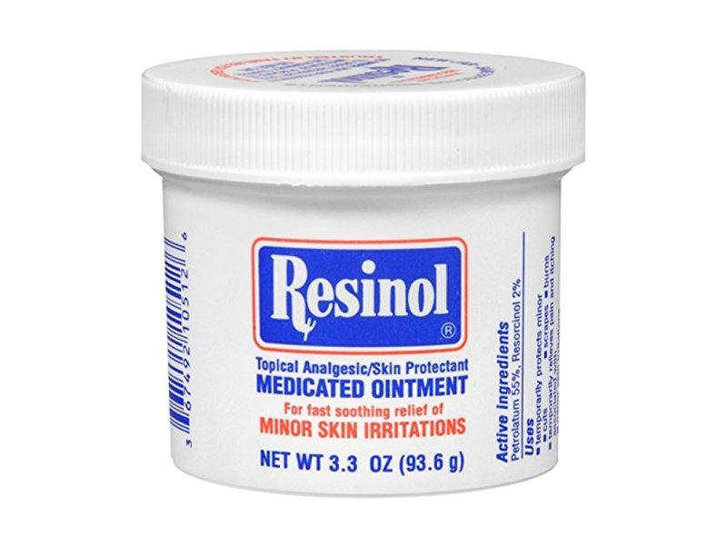 Resinol Medicated Ointment, 3.30 oz