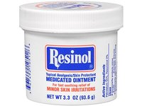 Resinol Medicated Ointment, 3.30 oz - Image 2