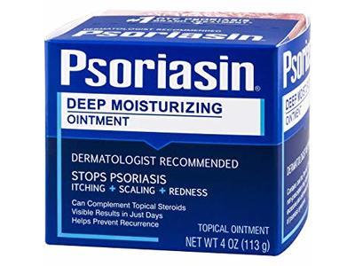 Psoriasin Deep Moisturizing Ointment, 4 oz