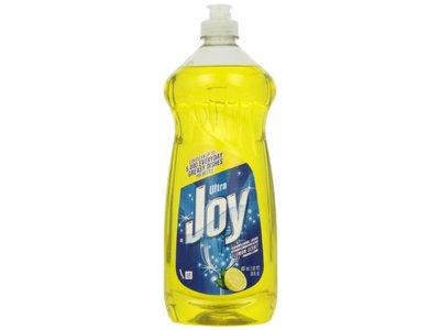 Joy Ultra Dishwashing Liquid, Lemon Scent, 30 fl oz - Image 1