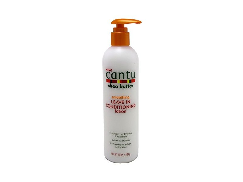 Cantu Shea Butter Leave-In Conditioning Lotion, 10oz
