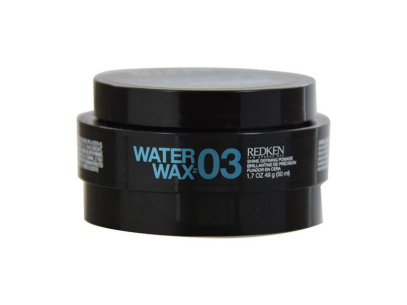 Redken 03 Water Wax Pomade, 1.7 Ounces
