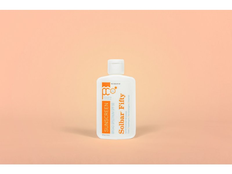 Solbar Fifty SPF 50, Person And Covey