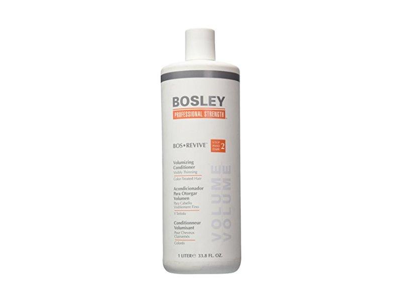 Bosley Professional Strength Volumizing Conditioner, 33.8 fl oz