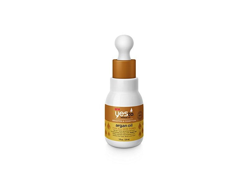 Yes To Miracle Oils, Argan Oil For All Skin Types 1 oz.