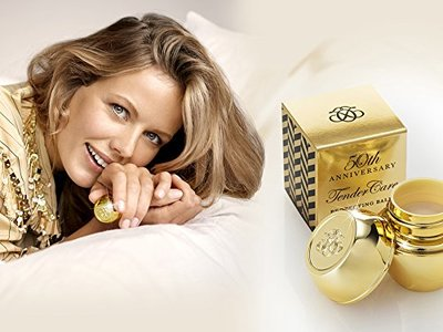 Oriflame Tender Care Protecting Balm 50th Anniversaire, 15 mL - Image 3