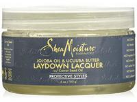 Shea Moisture Jojoba Oil & Ucuuba Butter Laydown Lacquer - Image 2