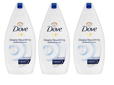 Dove Deeply Nourishing Body Wash, 750 mL