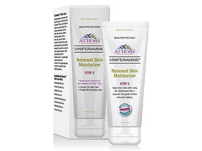 At Home Renewal Moisturizer Renewal Skin Moisturizer, Step 2, 4 oz