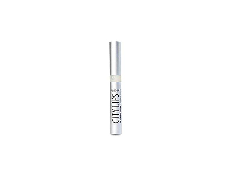 City Lips Advanced Lip Plumping Treatment, Clear, 0.169 oz