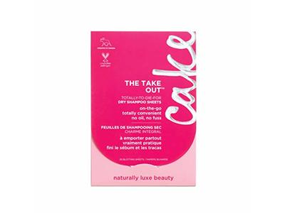 Cake Beauty The Take Out Dry Shampoo, 20 Count