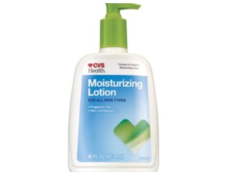 CVS Health Moisturizing Lotion For All Skin Types, 16 fl oz