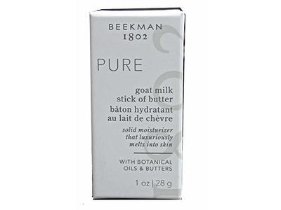 Beekman 1802 Pure Goat Milk Stick of Butter, 1 oz / 28 g