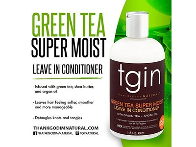 tgin Green Tea Leave-In Conditioner - Image 10