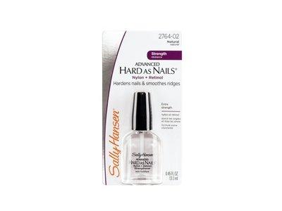 Sally Hansen Advanced Hard as Nails, 2764-02 Natural, 0.45 fl oz