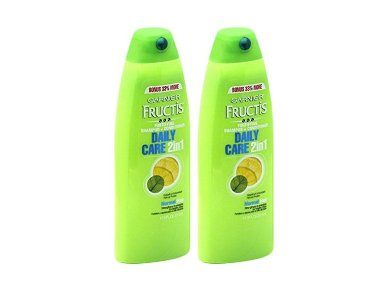 Garnier Fructis Daily Care 2-in-1 Shampoo & Conditioner, 17.3 Ounce