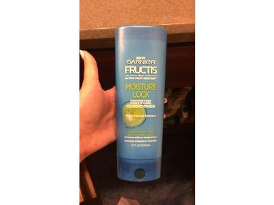 Garnier Hair Care Fructis Moisture Lock Conditioner, 12 Fluid Ounce - Image 5