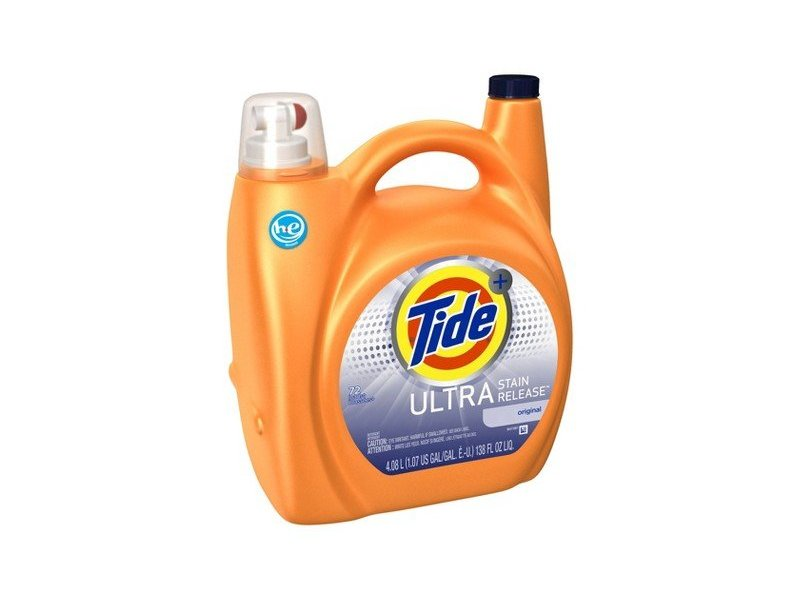 Tide Ultra Stain Release High Efficiency Liquid Laundry Detergent, 138 Oz