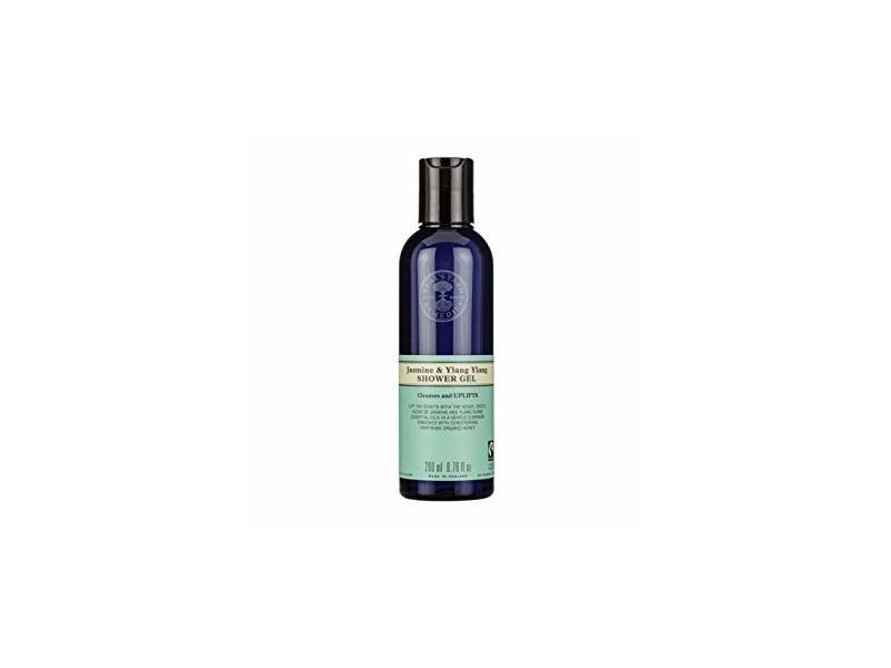 Neal's Yard Remedies Jasmine & Ylang Ylang Shower Gel, 200 ml