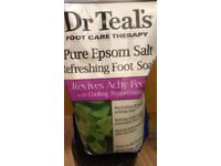 Dr. Teal's Peppermint Foot Soak, Revitalize, 2 lb - Image 3