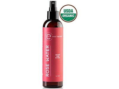 Eve Hansen Organic Rose Water Spray - 8 Ounce