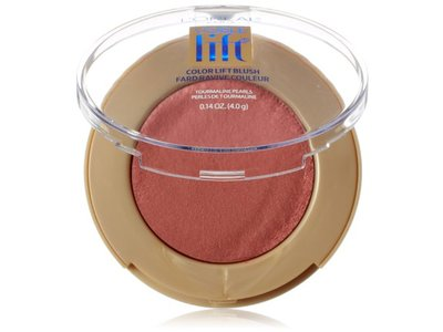 L'Oréal Paris Visible Lift Color Lift Blush, Berry Lift, 0.14 oz. - Image 1