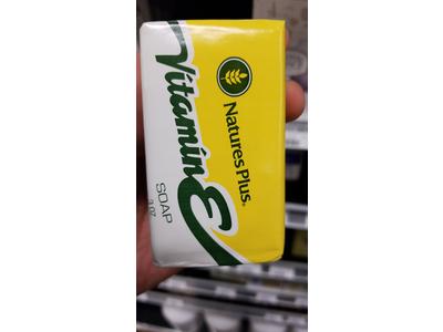 Nature's Plus Vitamin E Soap, 3 oz - Image 3