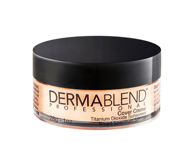 Dermablend Cover Creme 0c Pale Ivory