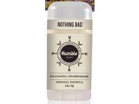 Humble Nothing Bad All Natural Deodorant, Palo Santo Frankincense & Vanilla, 2.5 oz - Image 2