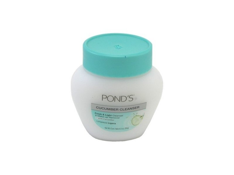 Pond's Deep Cleanser & Make-Up Remover, Cucumber, 6.5 oz