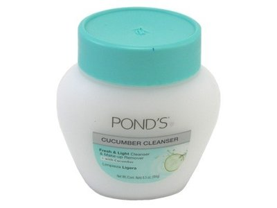 Pond's Deep Cleanser & Make-Up Remover, Cucumber, 6.5 oz - Image 1