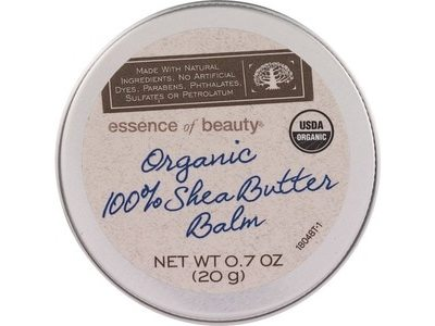 Essence Of Beauty Organic 100% Shea Butter Balm