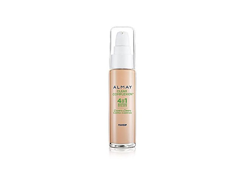 Almay Clear Complexion Liquid Makeup Sand Ings And Reviews