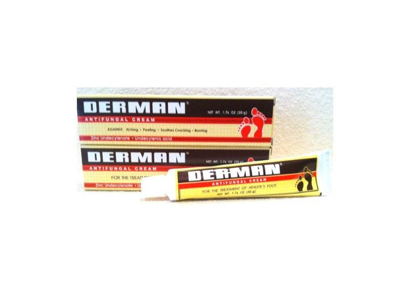 Derman Antifungal Cream, 1.76 oz