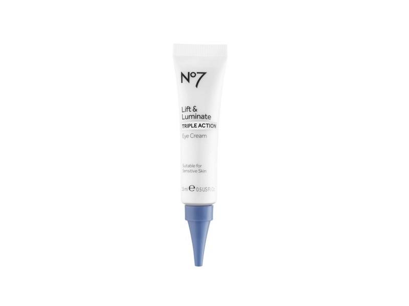 Boots No7 Lift & Luminate Eye Cream, .5 fl oz