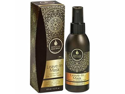 Moroccan Gold Series Argan Leave-In Mask, 4.2oz