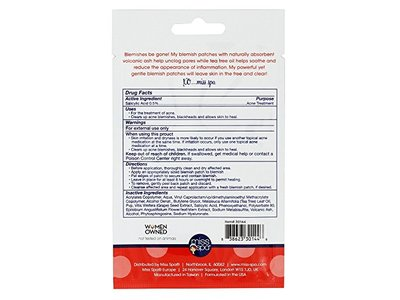 Miss Spa - Clear Blemish Patches, 0.71 oz - Image 3