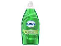 Dawn Ultra Antibacterial Hand Soap/Dishwashing Liquid, Apple Blossom, 8 fl oz - Image 2